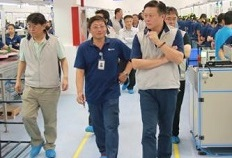 New Kinpo Group Opens New Factory in Thailand (PRNewsFoto/New Kinpo Group)